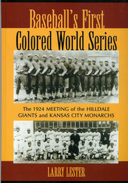 colored world series